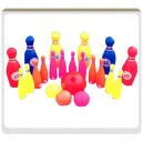 Skittle/ Bowling Set